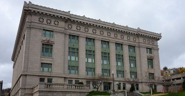 Duluth Courthouse - St. Louis County