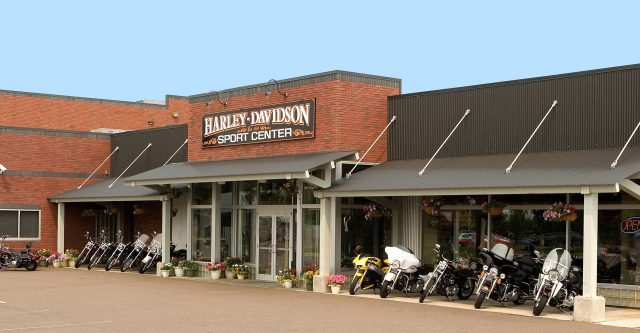 Harley Davidson Sport Center
