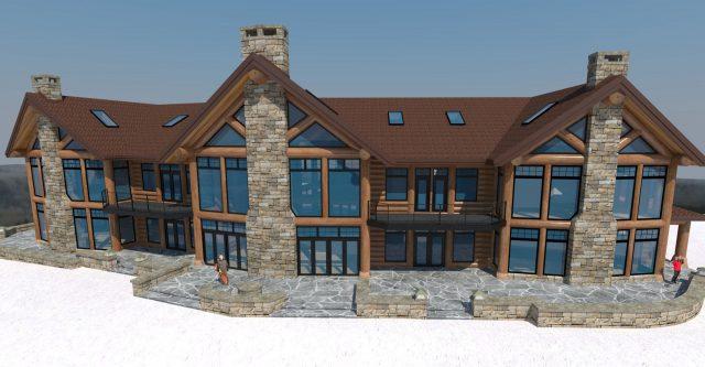 Mont du Lac Trophy Lodge