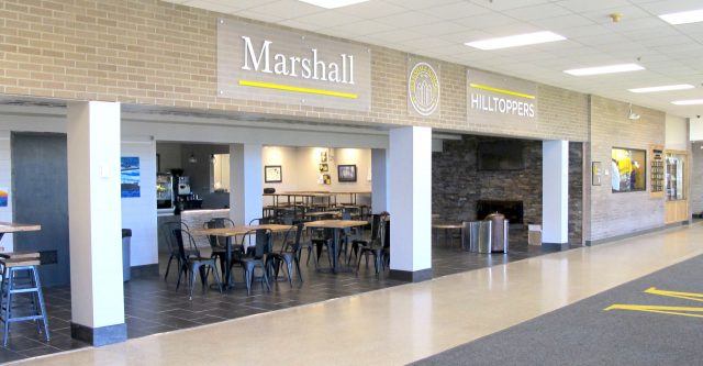 Marshall School Cafe