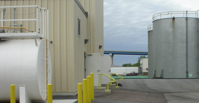 COMO Waste Oil Recovery Processing Center